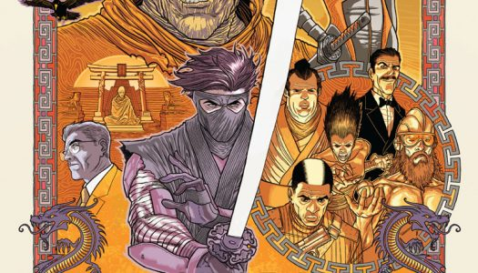 """Ninjak #23 Advance Preview: Ch.1 """"The Seven Blades of Master Darque"""""""