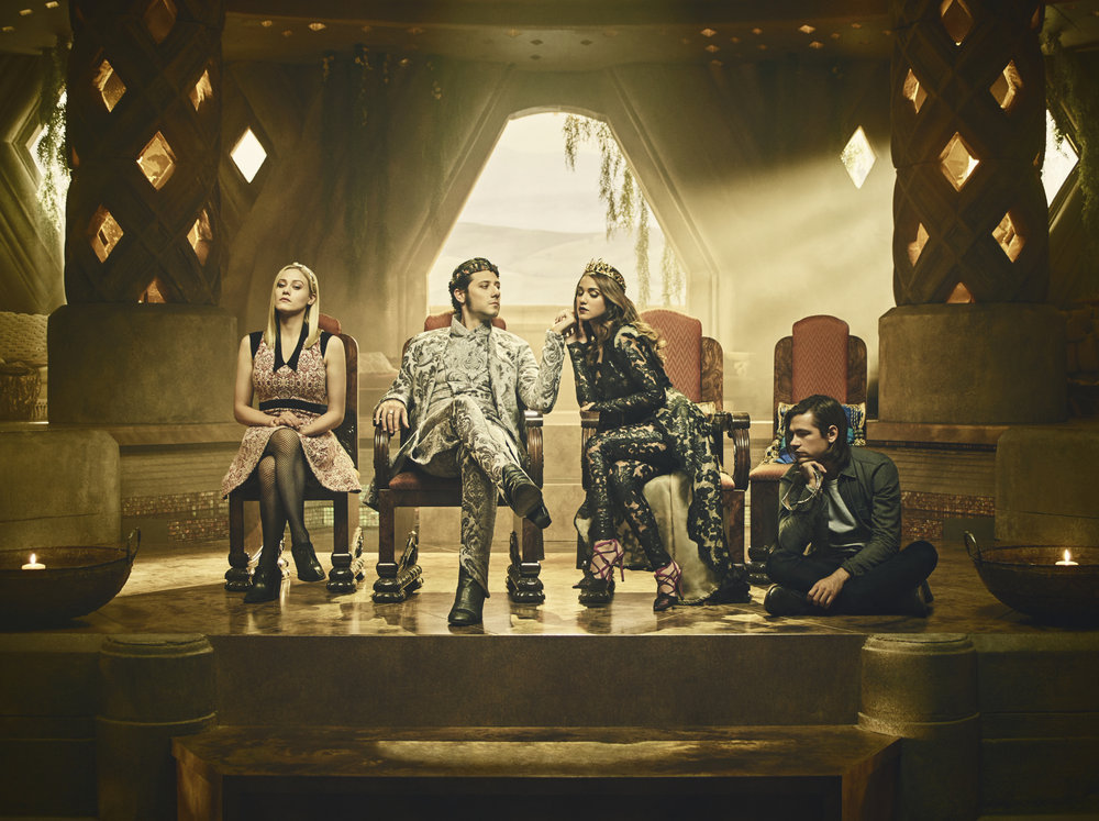 Image result for the magicians season 2 syfy