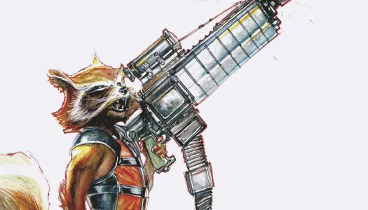 Rocket Raccoon #1 Four Page Advance Preview