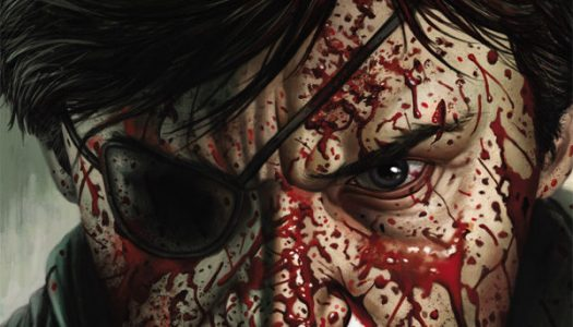 Slayer: Repentless #1 Six Page Advance Preview