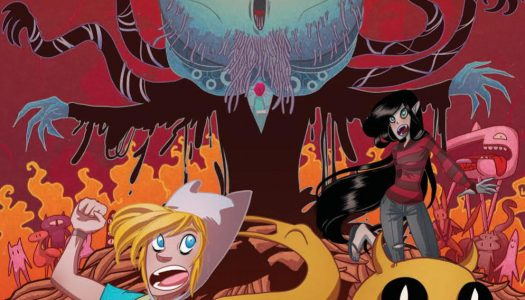 January 18th BOOM! Previews: Adventure Time Comics #7, WWE #1, and More