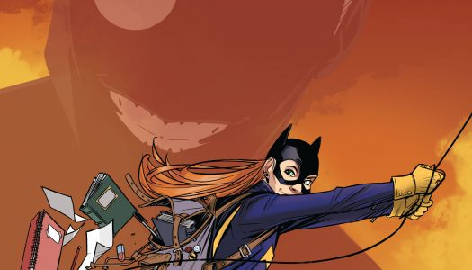 """Batgirl #7 Six Page Advance Preview """"Son of Penguin"""""""