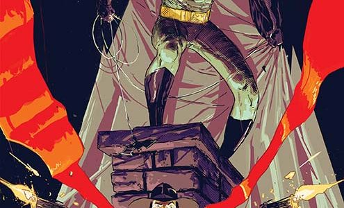 Scott Snyder, Steve Orlando, and Riley Rossmo's Batman/The Shadow #1 Slated for April