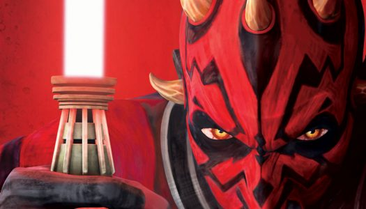 Star Wars: Darth Maul #1 Four Page Advance Preview