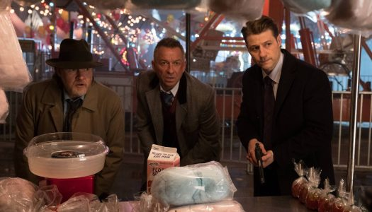 """Gotham S3E14 """"The Gentle Art of Making Enemies"""" (10 Pictures)"""