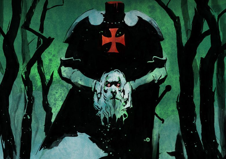 Immortal Brothers: Tale of the Green Knight #1