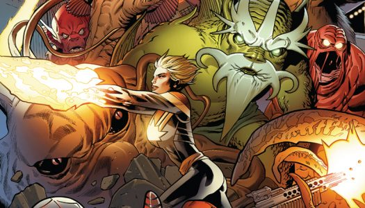 Monsters Unleashed #2 Four Page Advance Preview