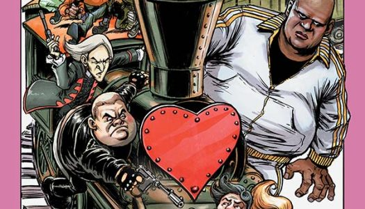 Comic Review: A Train Called Love