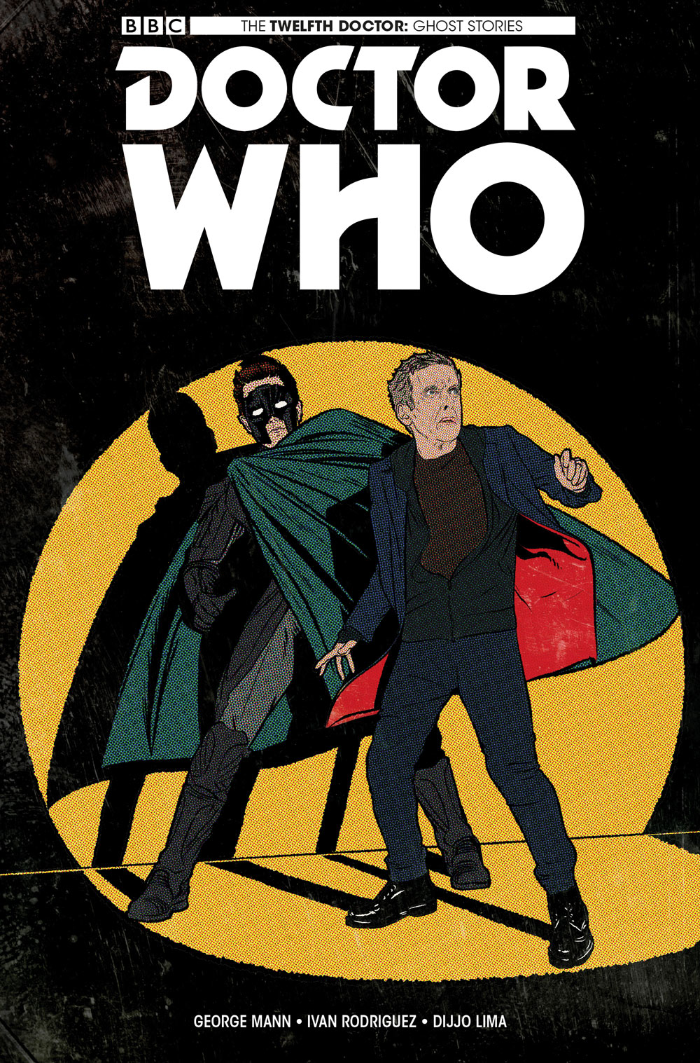 Titan April 2017 Solicitations Include Four #1s: Doctor Who