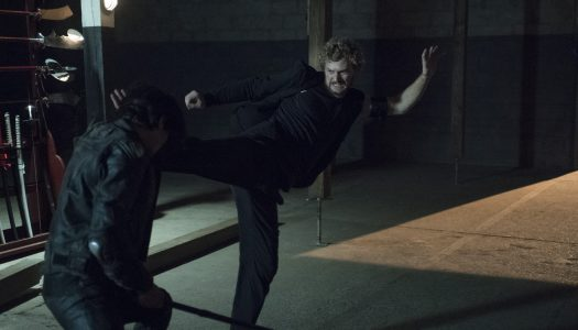 Iron Fist Season One: New Production Stills Released by Netflix