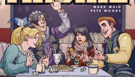 Archie #18 Advance Preview: First Look at New Series Artist Pete Woods