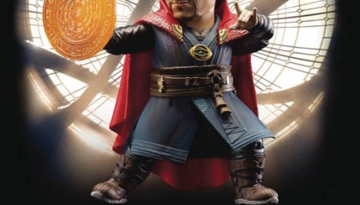 Diamond Unveils Doctor Strange, Captain America, and Iron Man Egg Attack Action Figures.