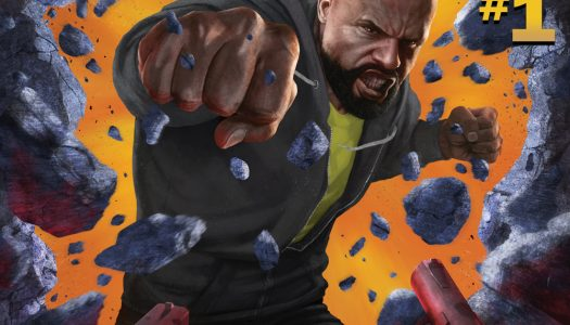 Luke Cage #1 by David F. Walker and Nelson Blake II Announced for May