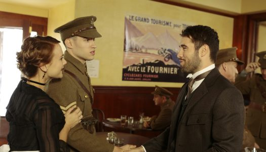 "Time After Time S1E05 ""Picture Fades"" (32 Episodic Pictures; 10 Behind the Scenes)"