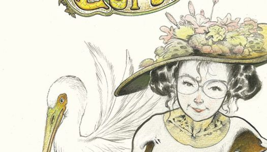 Comic Review: Eleanor and the Egret #1