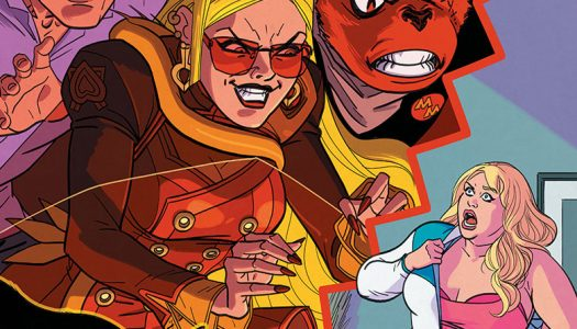 """Faith #10 Five Page Preview: """"The Faithless"""" Begins"""