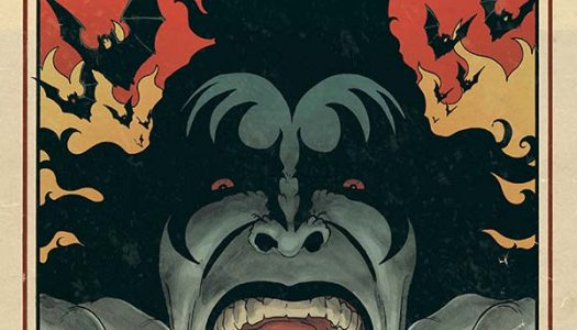 March 22nd Dynamite Previews: Great Divide #6, KISS #6, and More