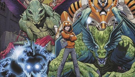 Monsters Unleashed #1 Five Page Preview