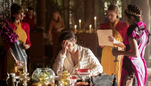 """The Magicians S2E10 """"The Girl Who Told Time"""" (12 Pictures)"""