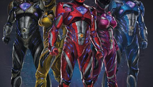 Saban's Power Rangers: Aftershock OGN Extended 16 Page Preview
