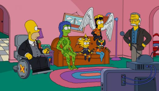 "The Simpsons S28E19 ""Caper Chase"" (6 Pictures)"