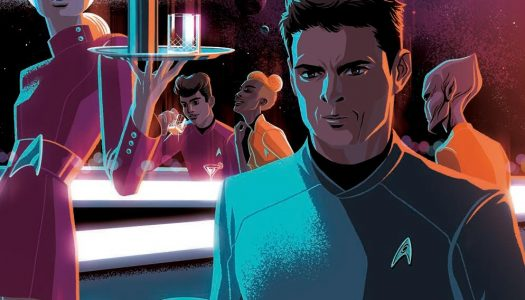 March 29th IDW Previews: Star Trek Boldly Go #6, Rom #8, and More