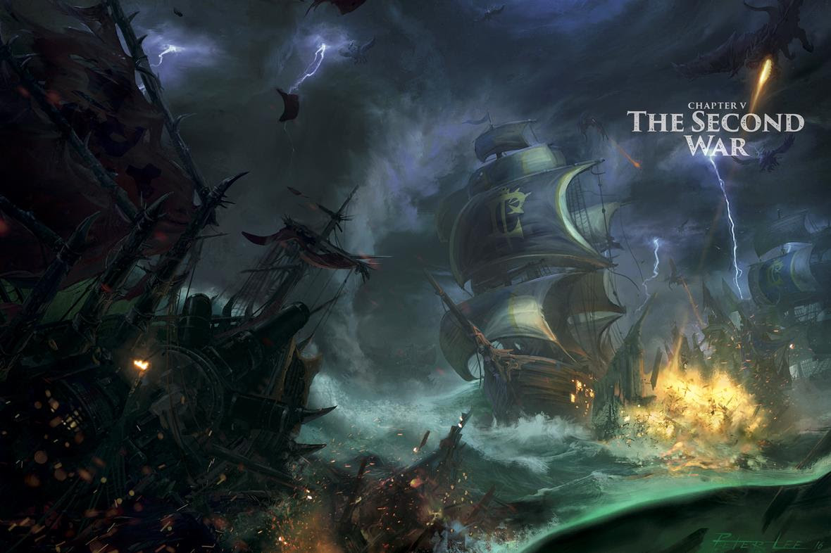 war and warcraft Written by: robert brooks narrated by: steven pacey synopsis: after arriving on the shores of the broken isles, gul'dan races to the tomb of sargeras and opens a portal for the burning legion to.