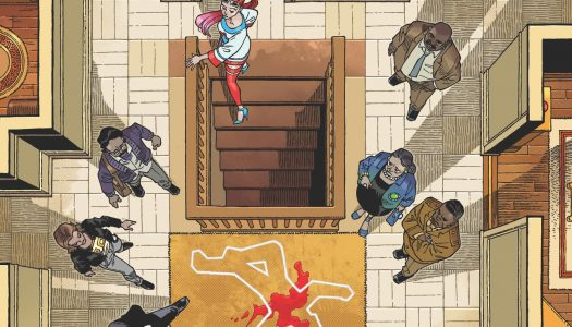 IDW's Clue Brings Hasbro Board Game to Comic Books this June