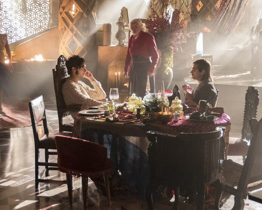 """THE MAGICIANS -- """"The Girl Who Told Time"""""""