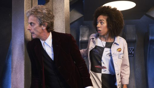 "Doctor Who S10 E01 ""The Pilot"" (4 Episodic Pictures; New Key Art)"