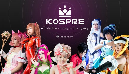 KOSPRE, a Talent Agency for Professional Cosplayers, Launches