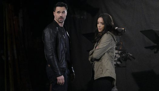 "Marvel's Agents of Shield S4E19 ""All the Madame's Men"""