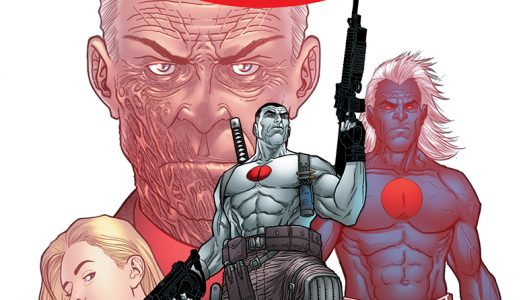 Bloodshot Salvation #1 Eight Page Advance Preview