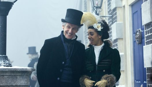 "Doctor Who S10E03 ""Thin Ice"" (29 Pictures, Spoilers)"
