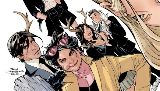 Generation X #1 Advance Preview
