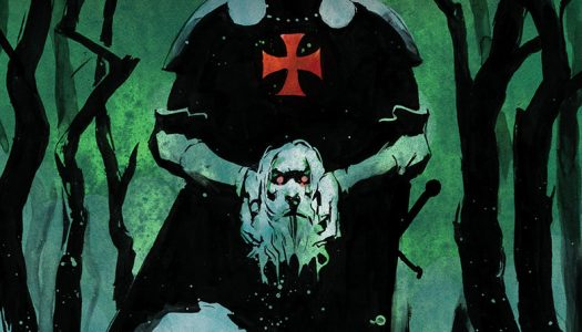 Immortal Brothers: The Tale of the Green Knight #1 Seven Page Preview