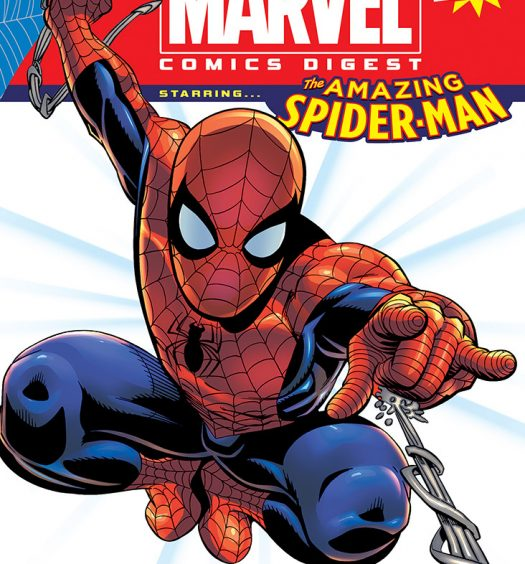 Marvel Comics Digest