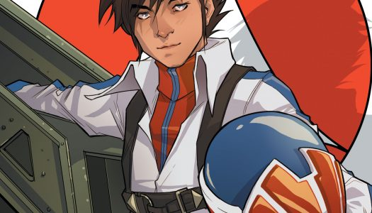 Robotech #1 Advance Preview And Cover Gallery