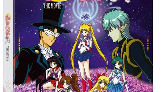 Sailor Moon R: The Movie Arrives on Blu-Ray and DVD on April 18th