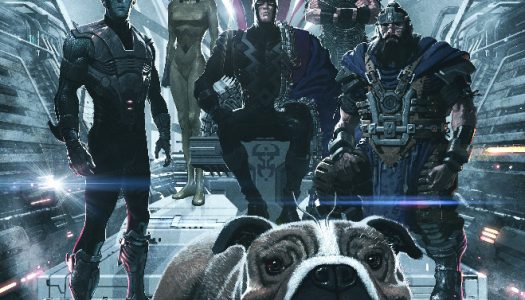 Marvel's Inhumans New Poster Art Released by ABC