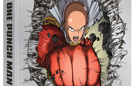One-Punch Man Volume 1 Blu-Ray (Review)