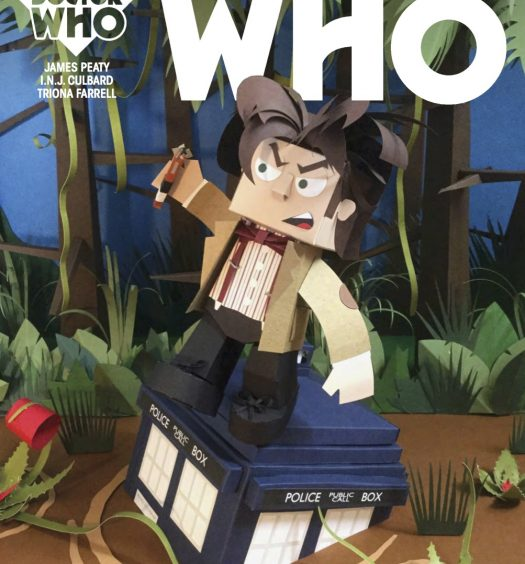 Doctor Who: The Eleventh Doctor Year Three #5
