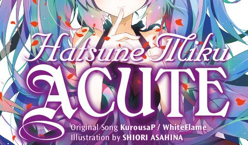 Manga Review: Hatsune Miku in Acute