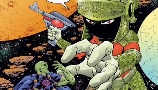 Martian Manhunter/Marvin the Martian Special #1 Advance Preview