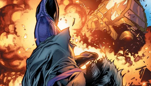 May 17th Valiant Previews: Ninjak #27, Britannia: We Who Are About to Die #2