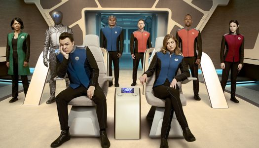 The Orville Season One Gallery, Trailer, and Series Description
