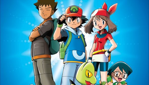 Review: Pokémon Advanced – The Complete Collection