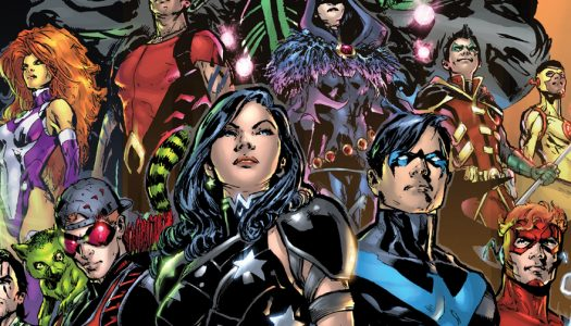 Comic Review: Teen Titans #8 (The Lazarus Contract, Part 2)