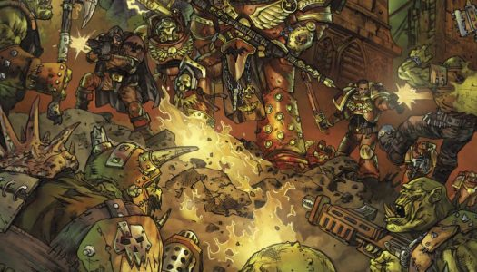 Review: Dawn of War #1 (Warhammer 40000)