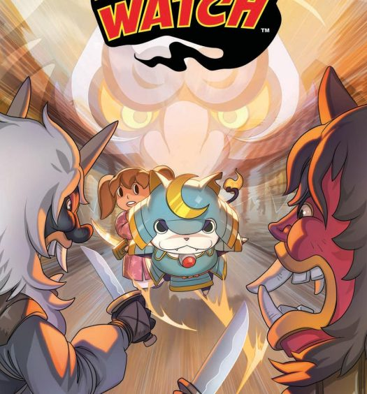 Yo-Kai Watch #1